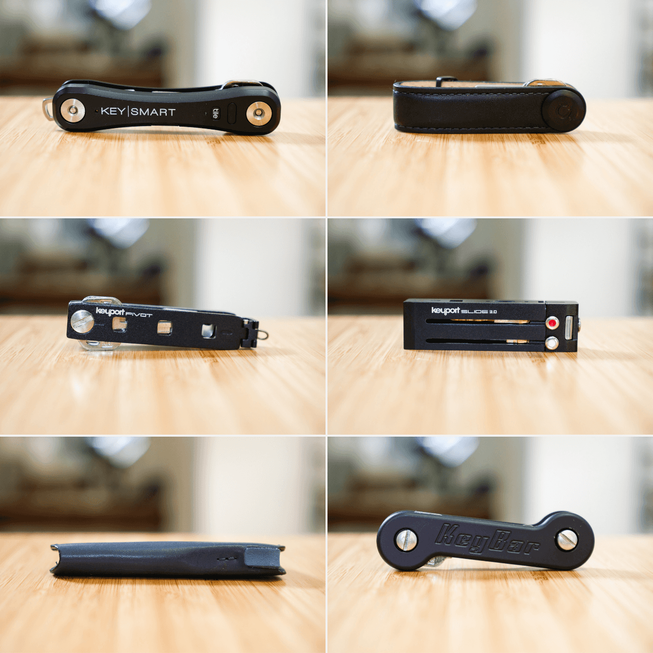 The Best Key Organizer - Top 5 Brands for 2019