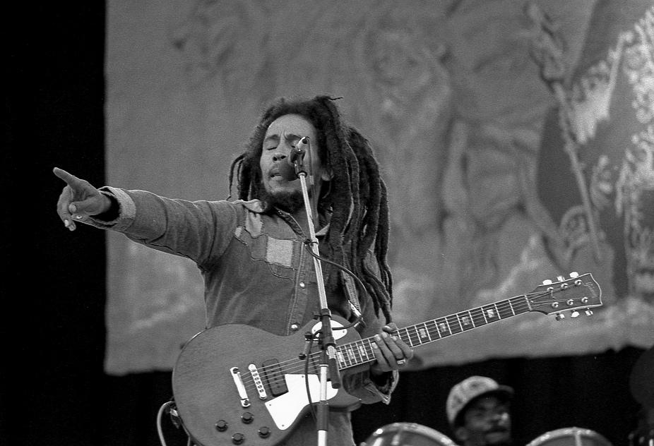 Bob Marley height