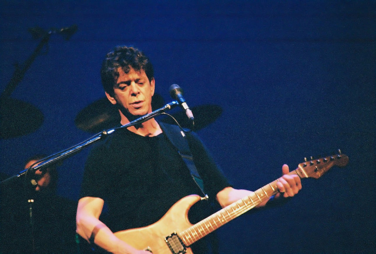 Lou Reed height