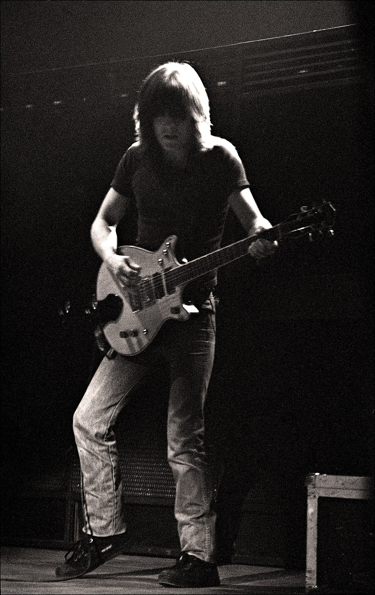 Malcolm Young height