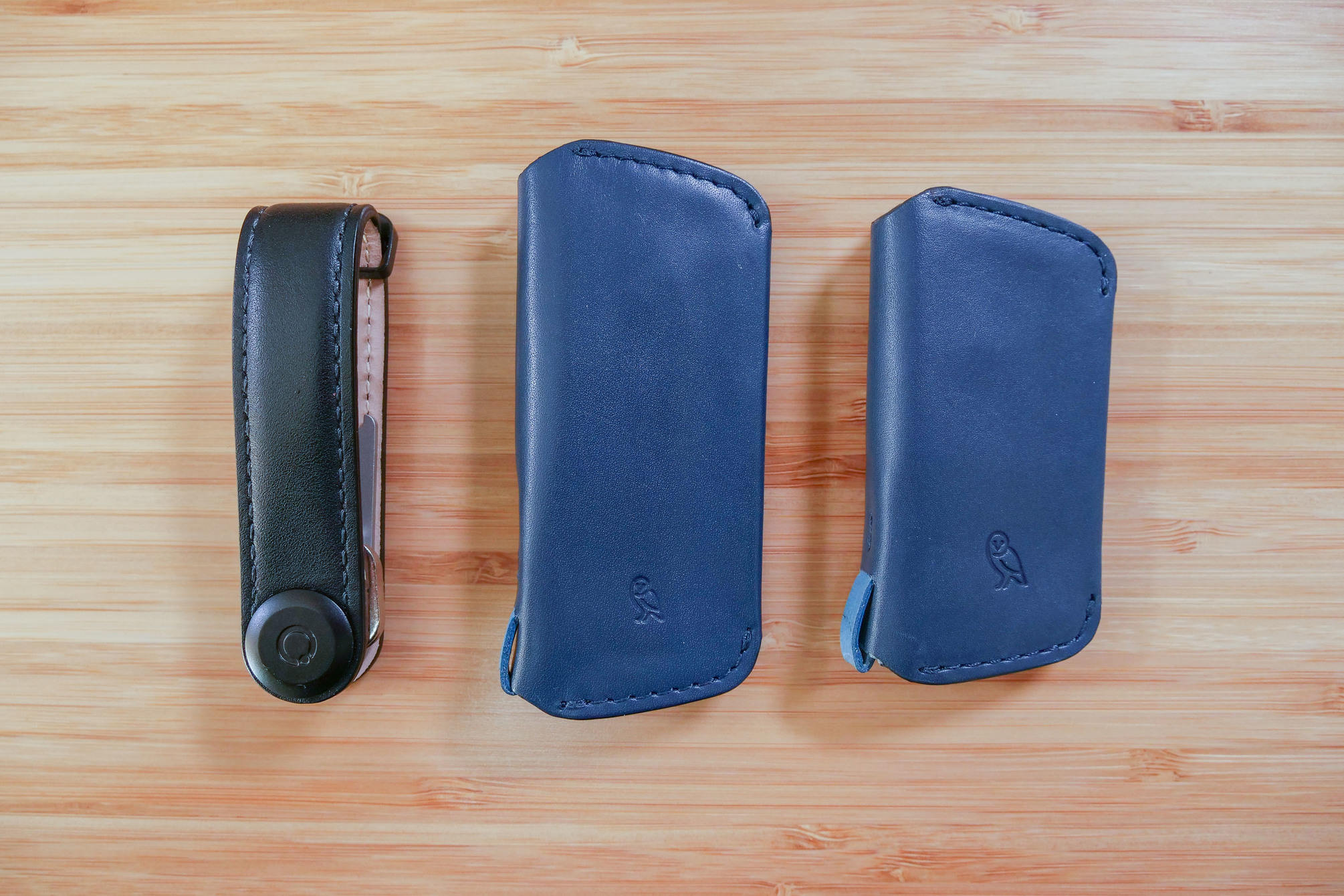 Orbitkey vs Bellroy