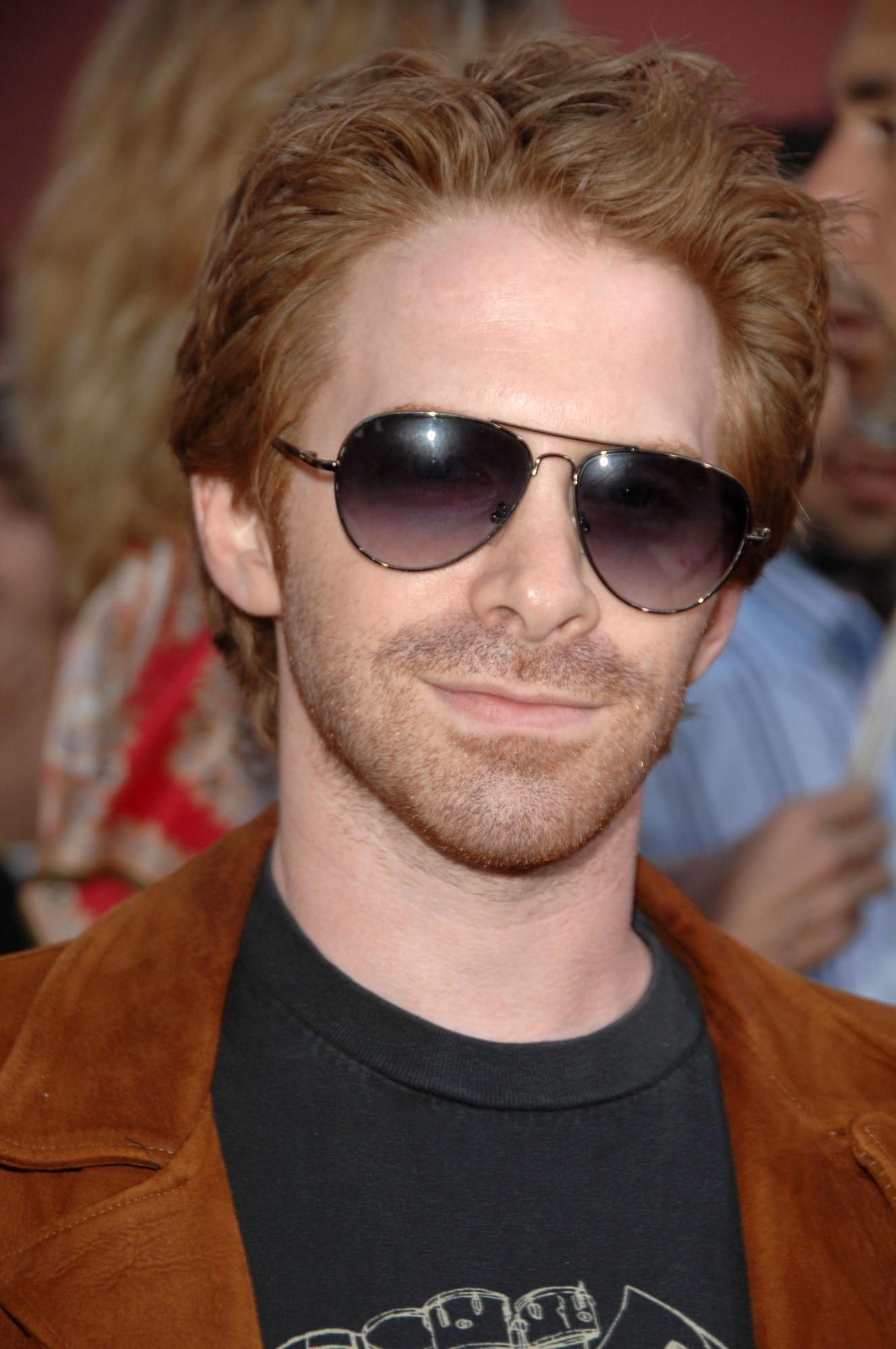 Seth Green Height - 5'4''