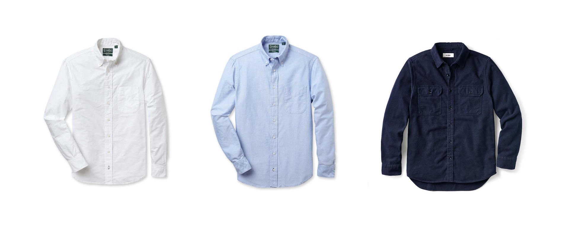Smart casual shirts fw
