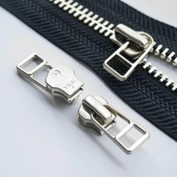 YKK zippers