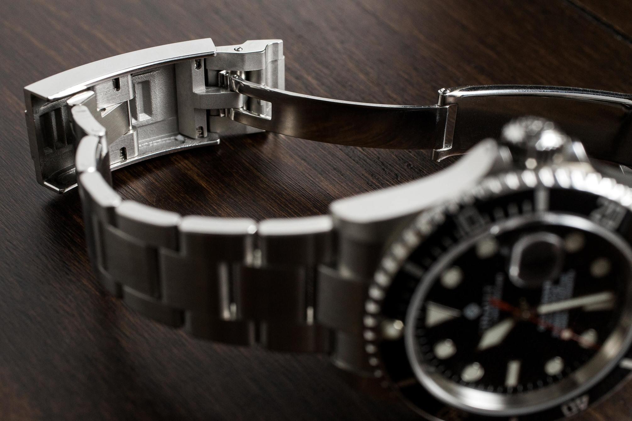 Ginault Ocean Rover clasp
