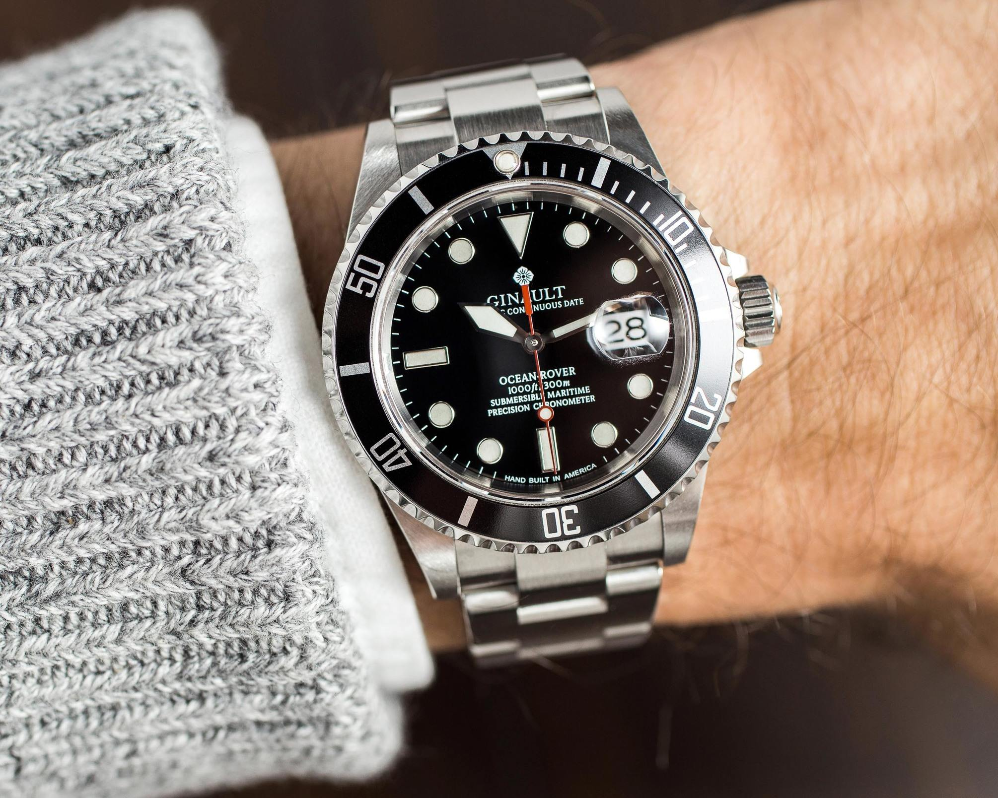 Ginault Ocean Rover review