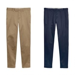 Men's minimalist pants collection