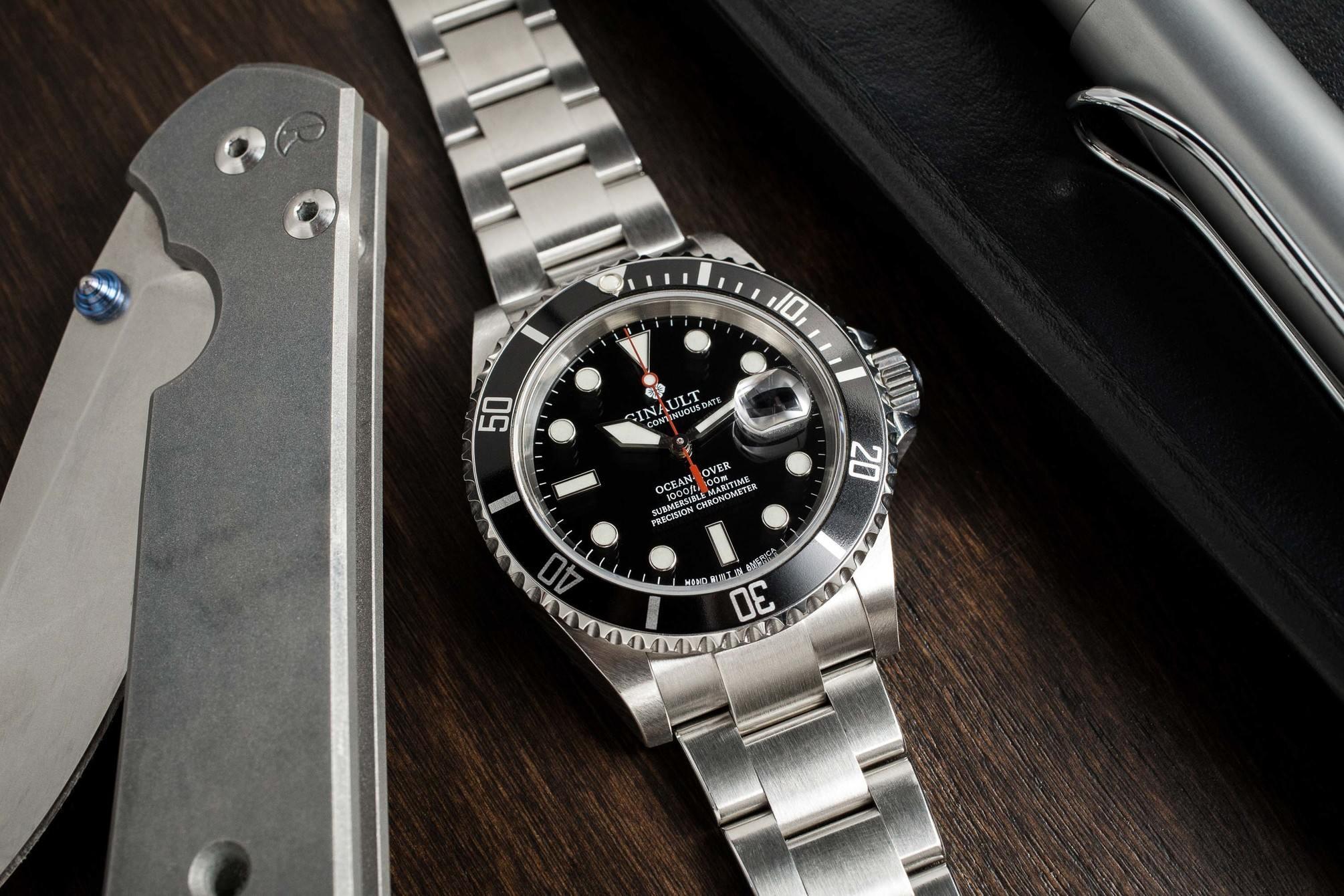 Ocean Rover dive watch