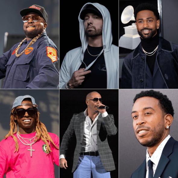 Short Rappers