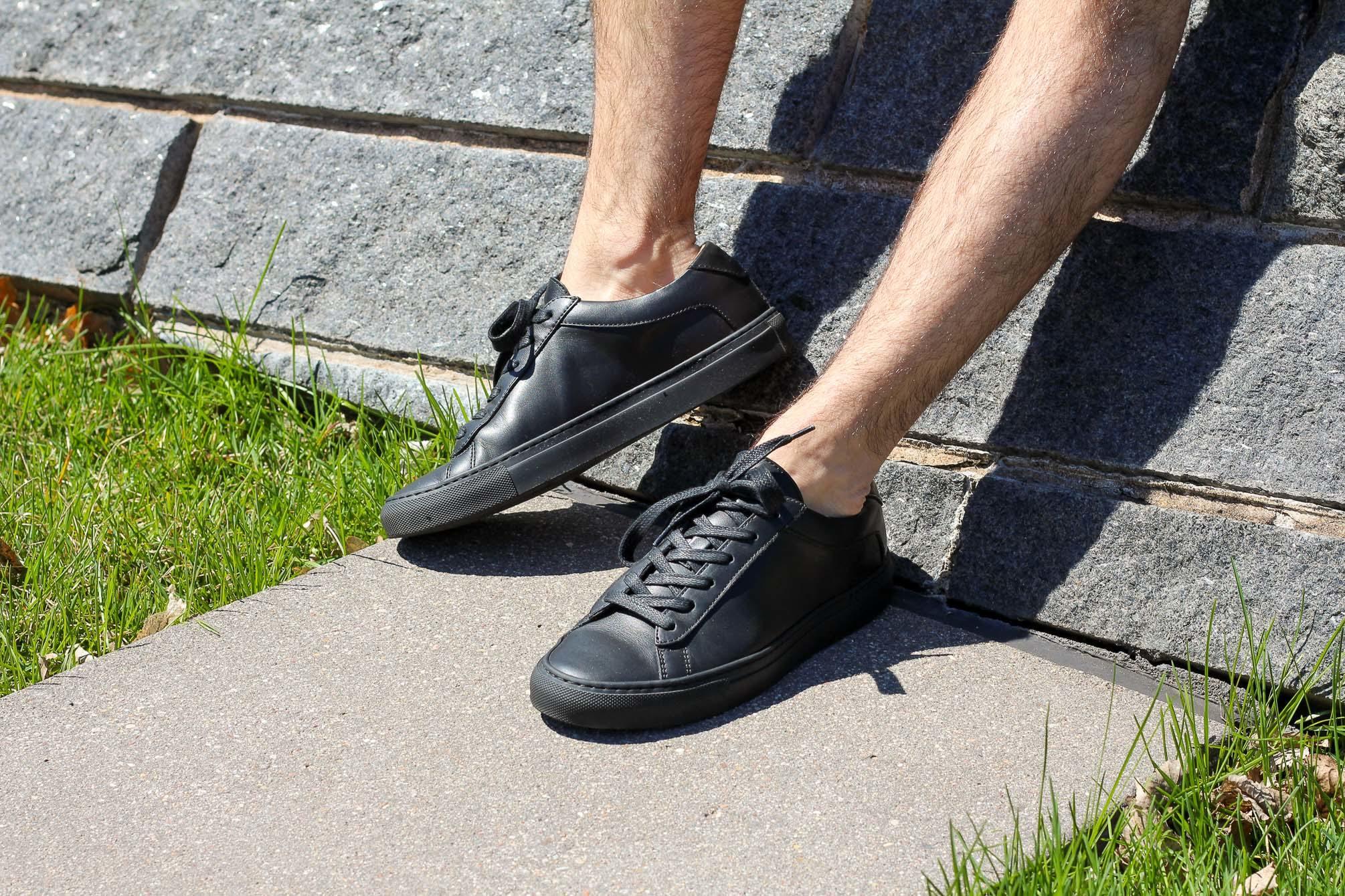 Koio Capri Nero sneakers