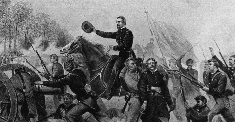 Ulysses S. Grant during the Civil War