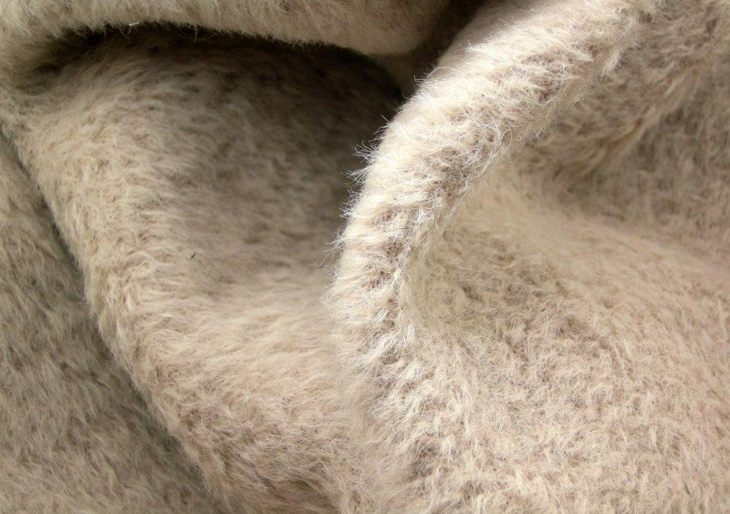 Alpaca cloth