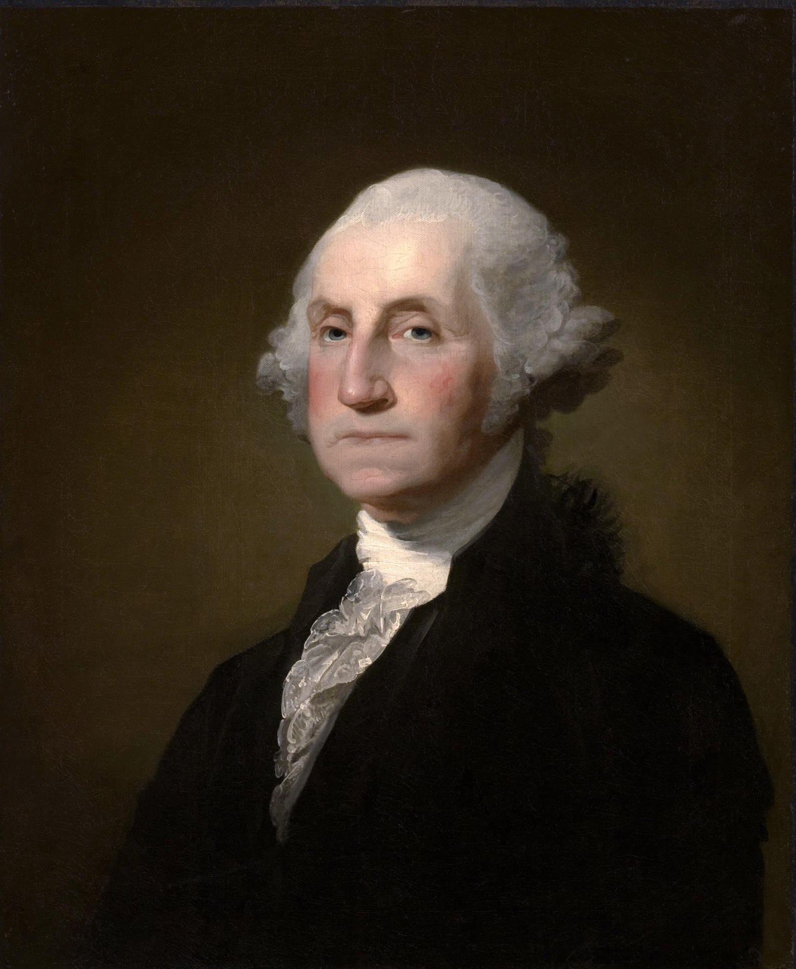 George Washington height