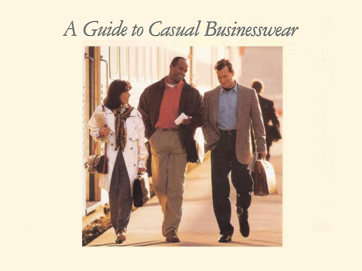 Guide to business casual Levis