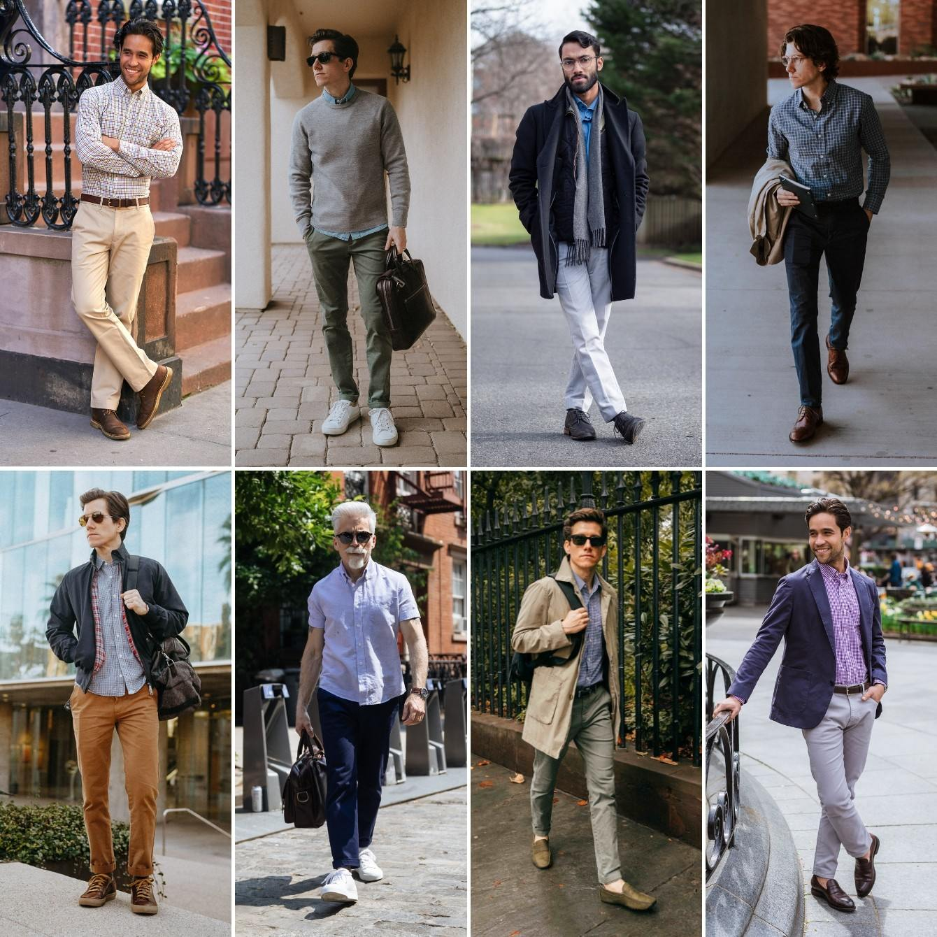 How to Wear Chinos: Everything You Need