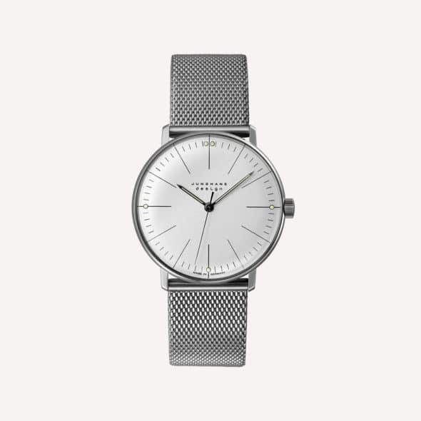 Junghans Max Bill Manual Wrist Watch MB 3004