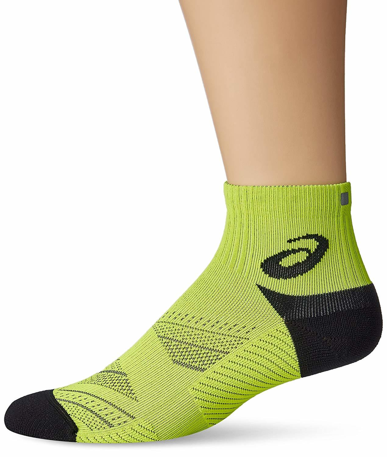 ASICS Lite-Tech Quarter Running Socks