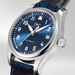 Best 36mm Watches: IWC Pilot's Watch
