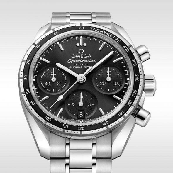 Best 38mm Watches: Omega Speedmaster