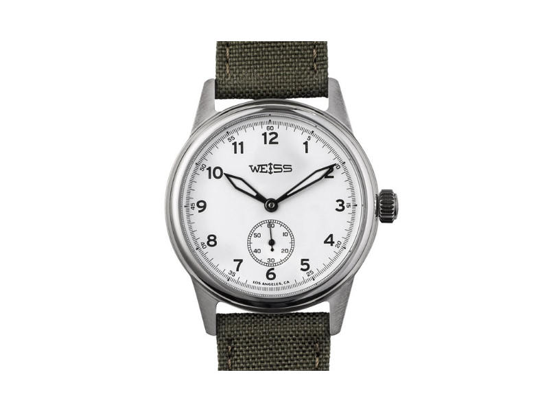 Weiss Standard Issue Field Watch