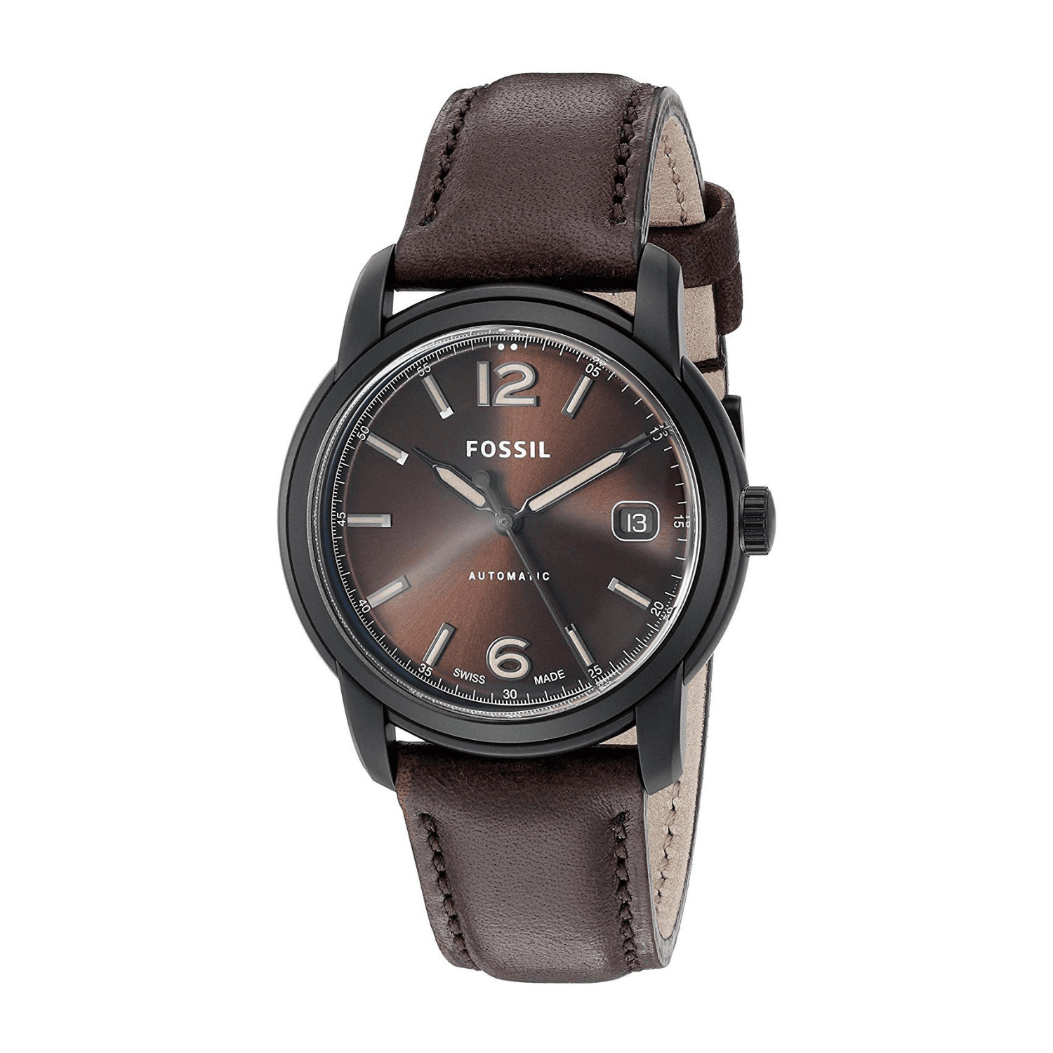 Fossil FSW1007 Self-Illuminating Field Watch 38mm