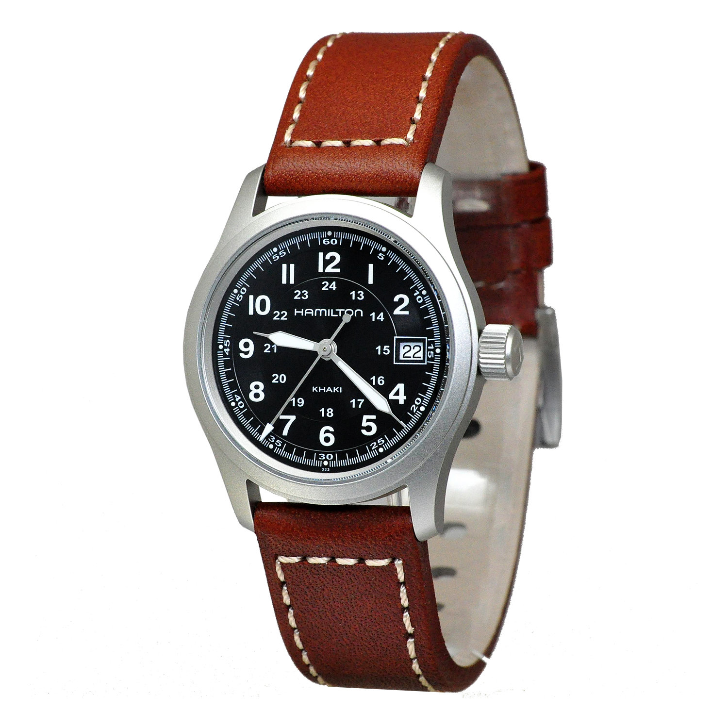 Hamilton Khaki Field Quartz 33mm