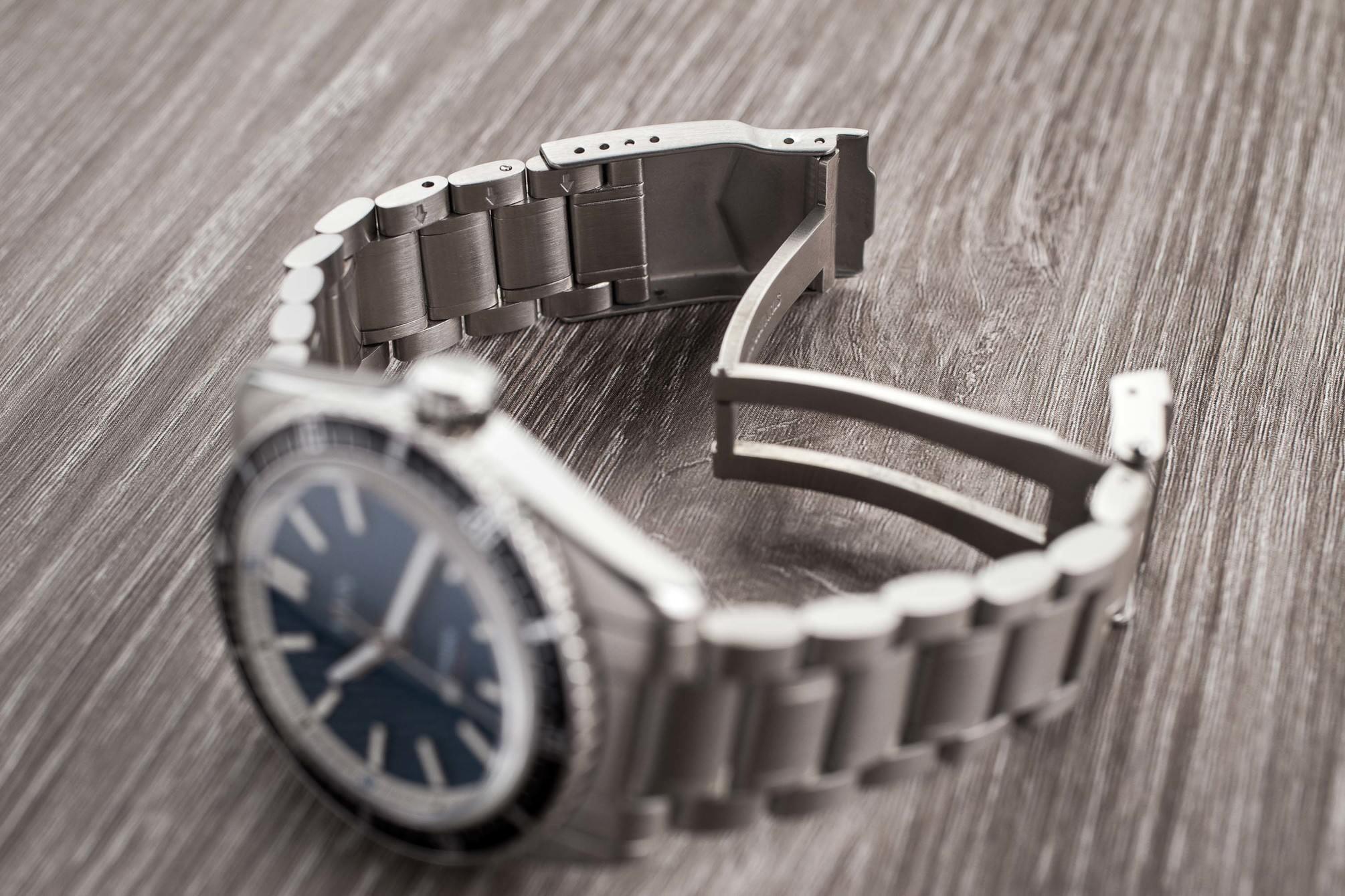 Maen Hudson Automatic 38mm bracelet