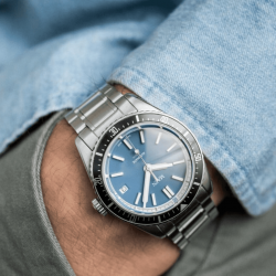 Maen Hudson Automatic 38 Review