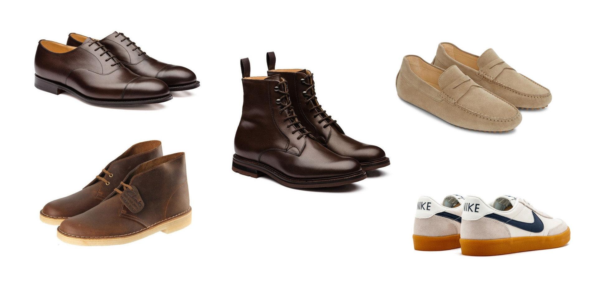 Minimalist shoe collection - basic bastard