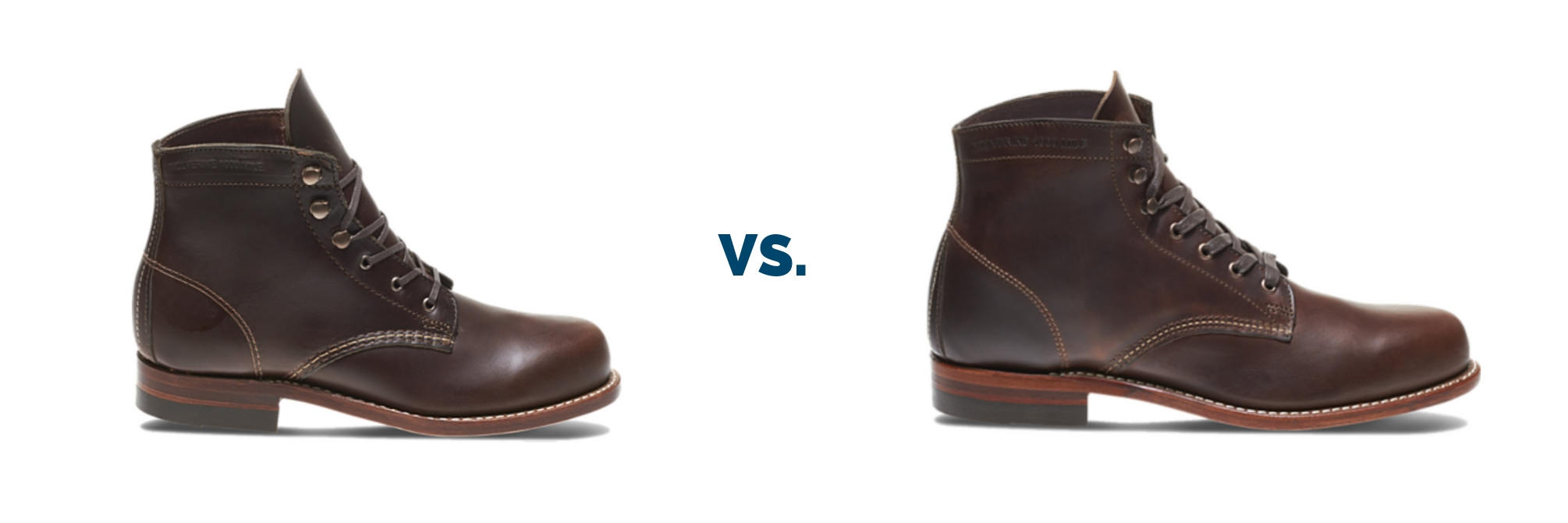 Wolverine 1000 Mile Boots mens vs womens