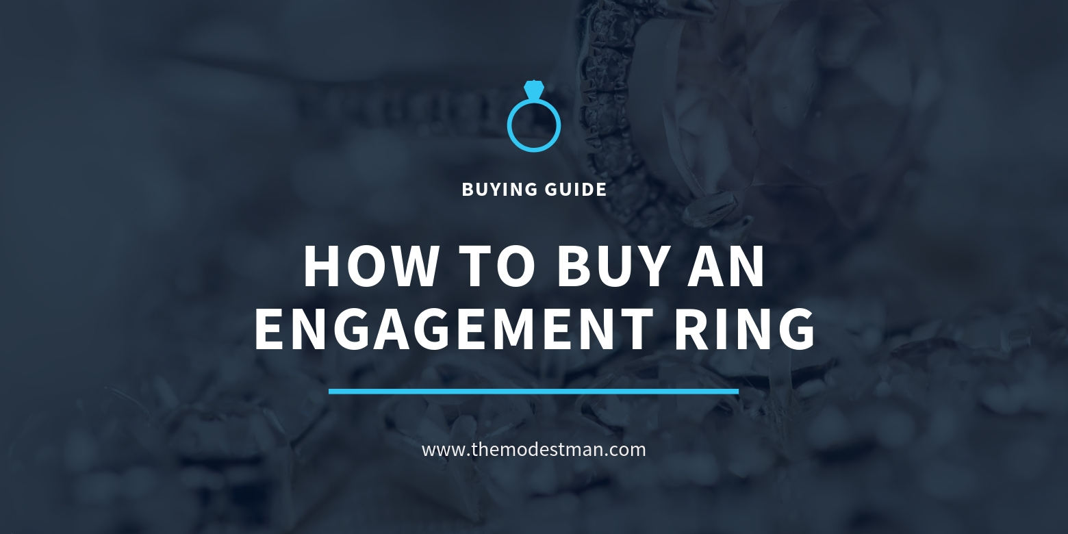 How to buy an engagment ring