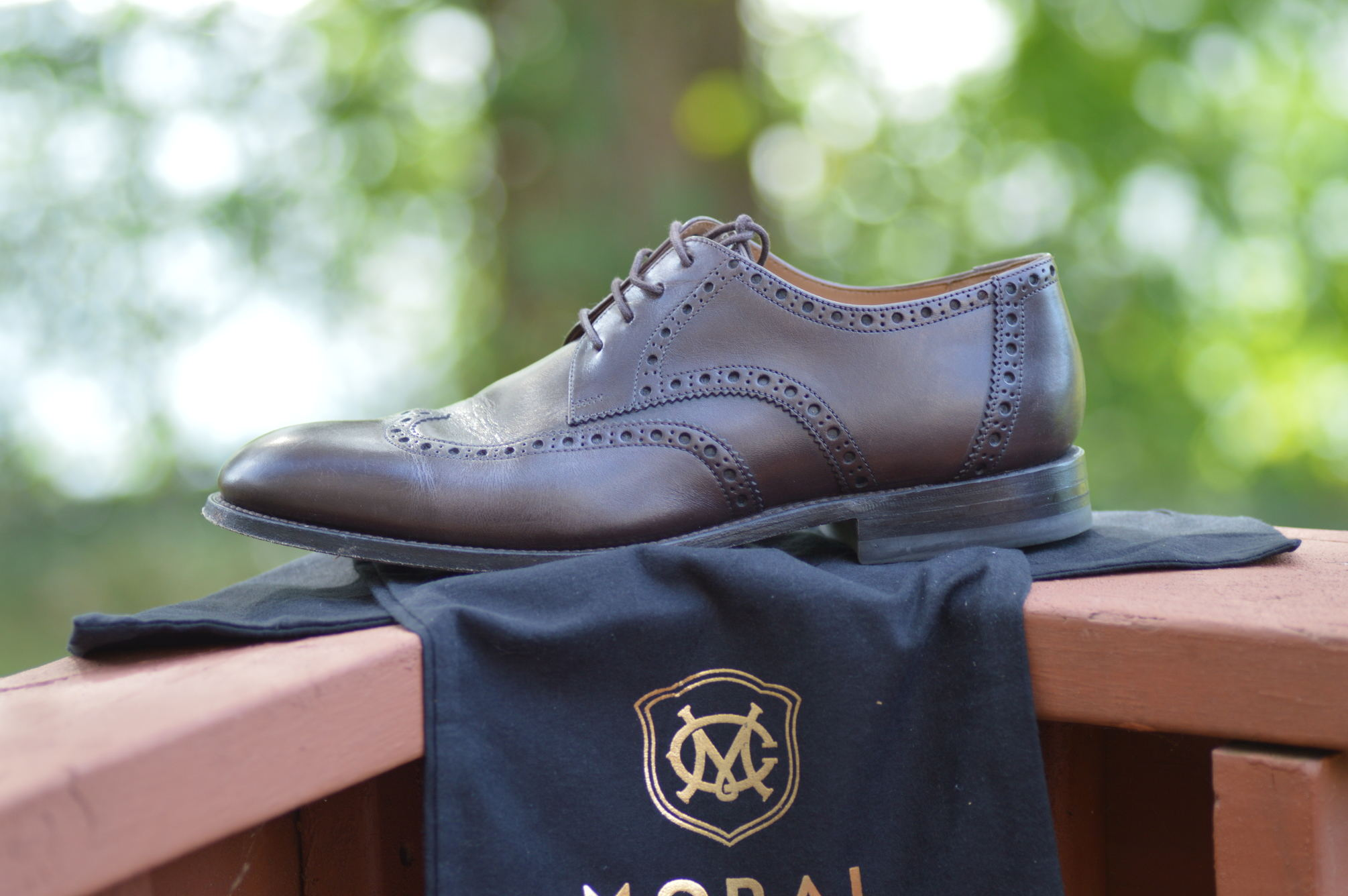 Moral Code Shoe Review
