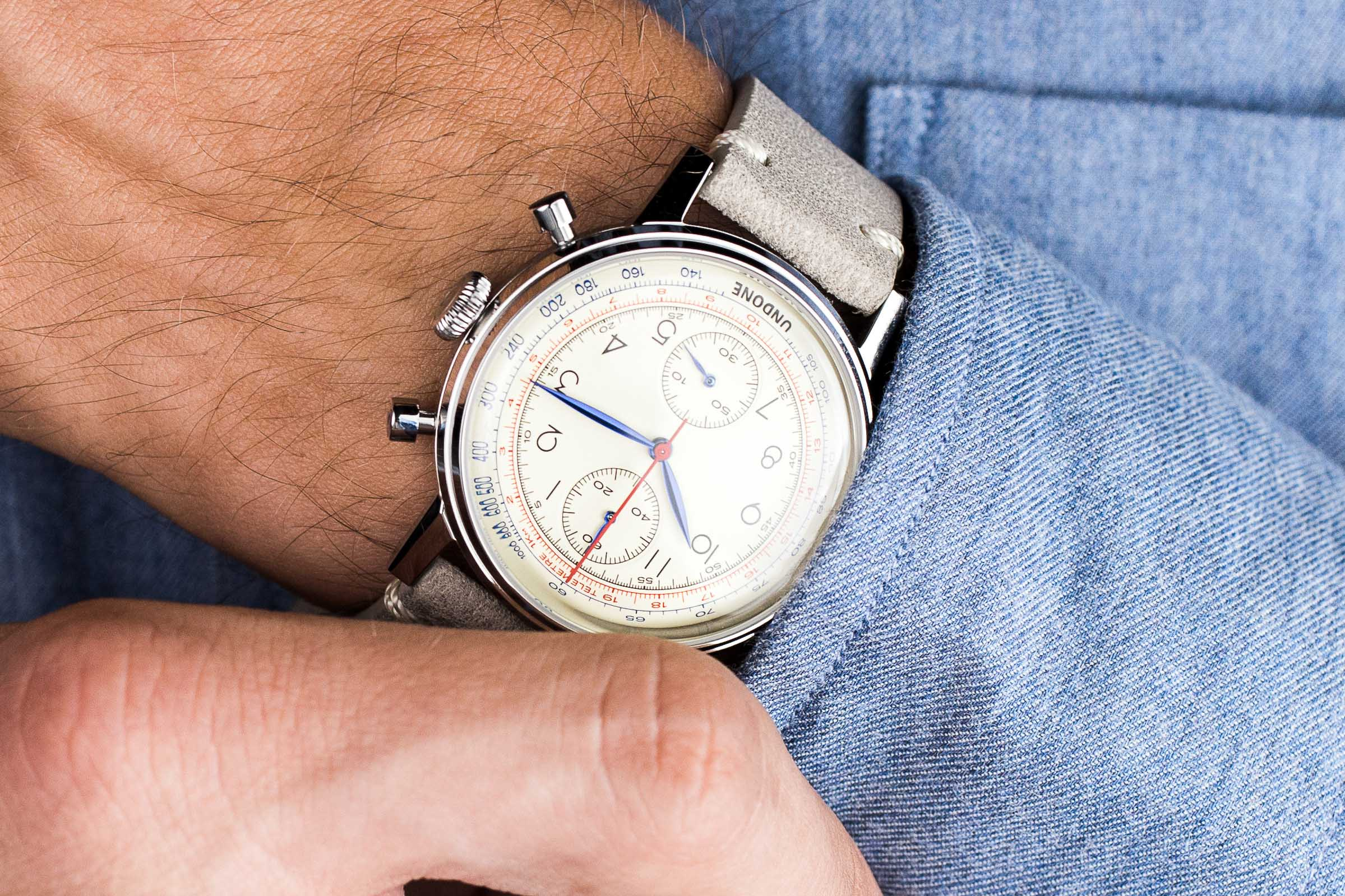 Undone Urban Vintage Killy on wrist