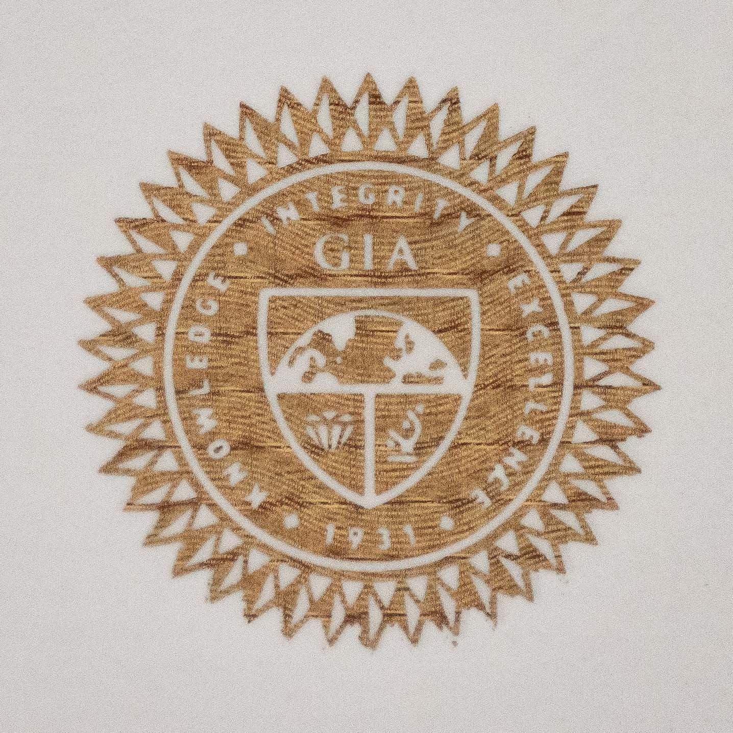 GIA Seal