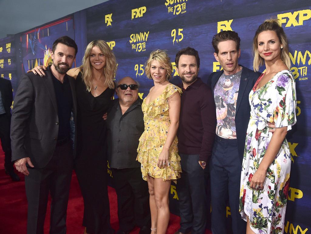 Danny DeVito at the premiere of FXX's 'It's Always Sunny In Philadelphia'