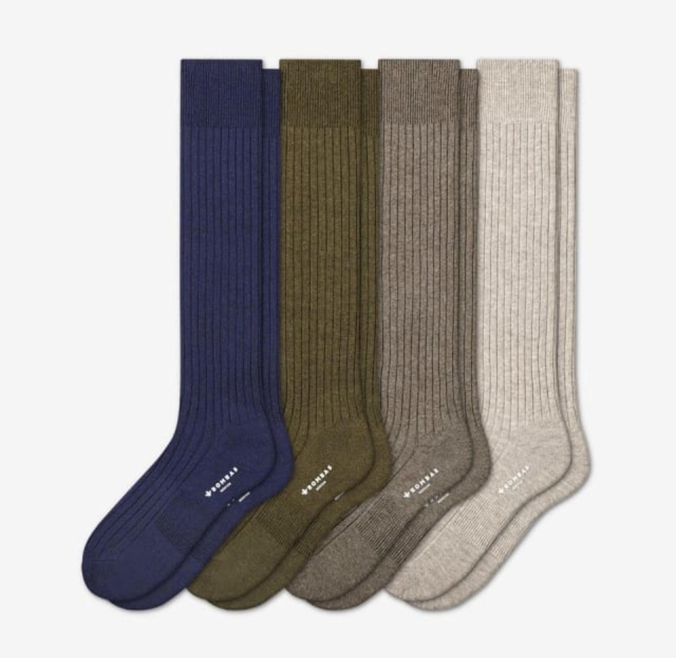 Bombas dress socks