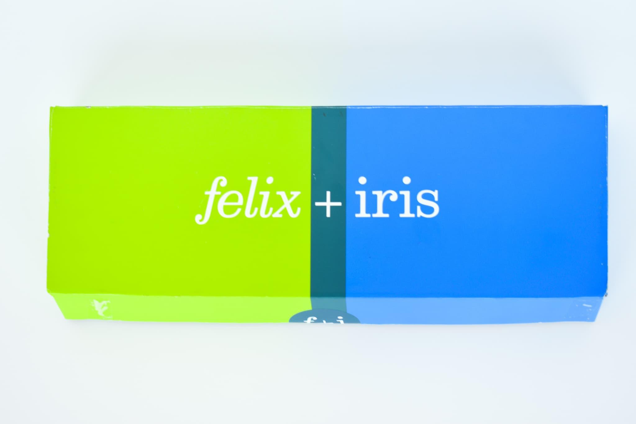 Felix + Iris box