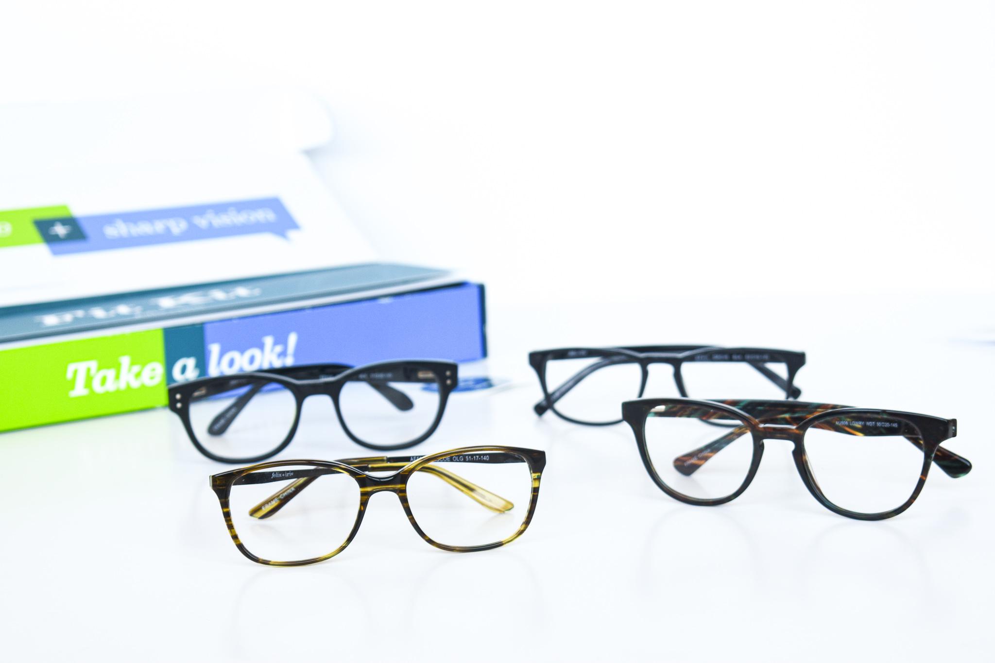 Felix + Iris glasses