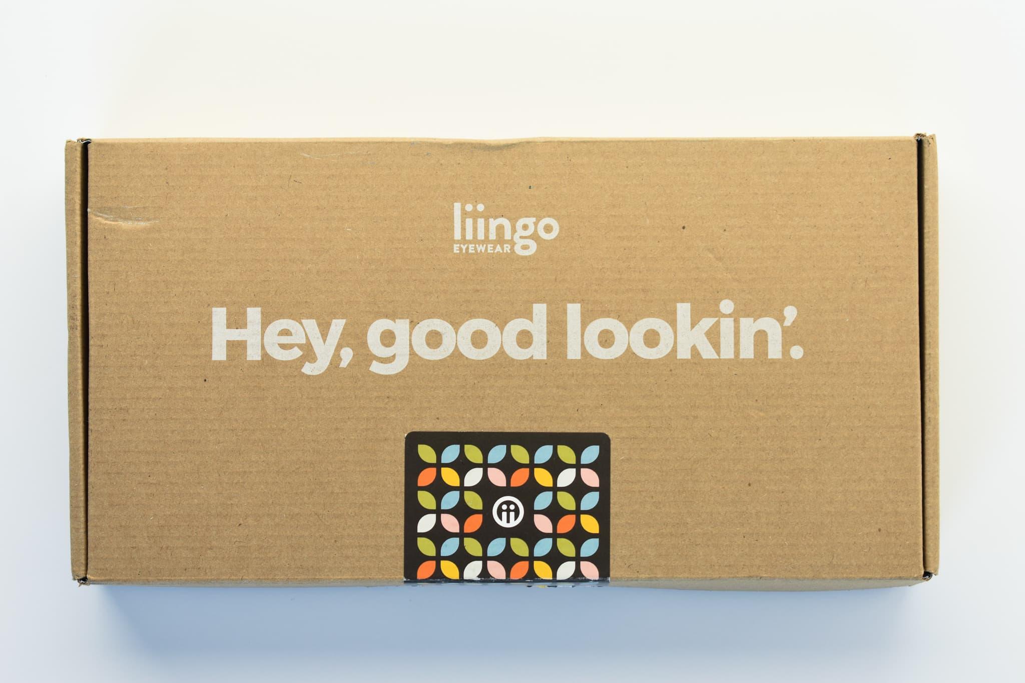 Liingo eyewear box