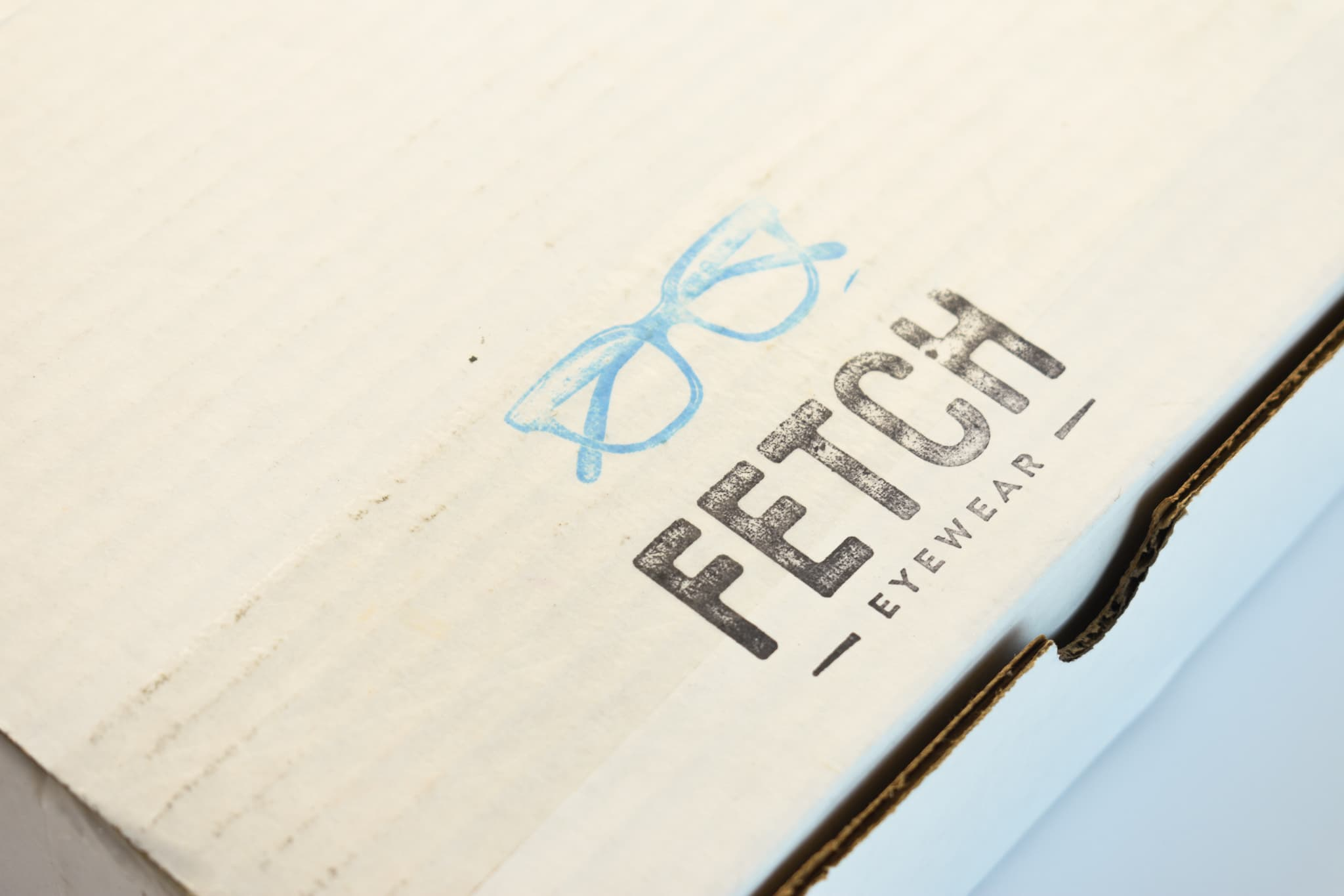Fetch Eyewear box