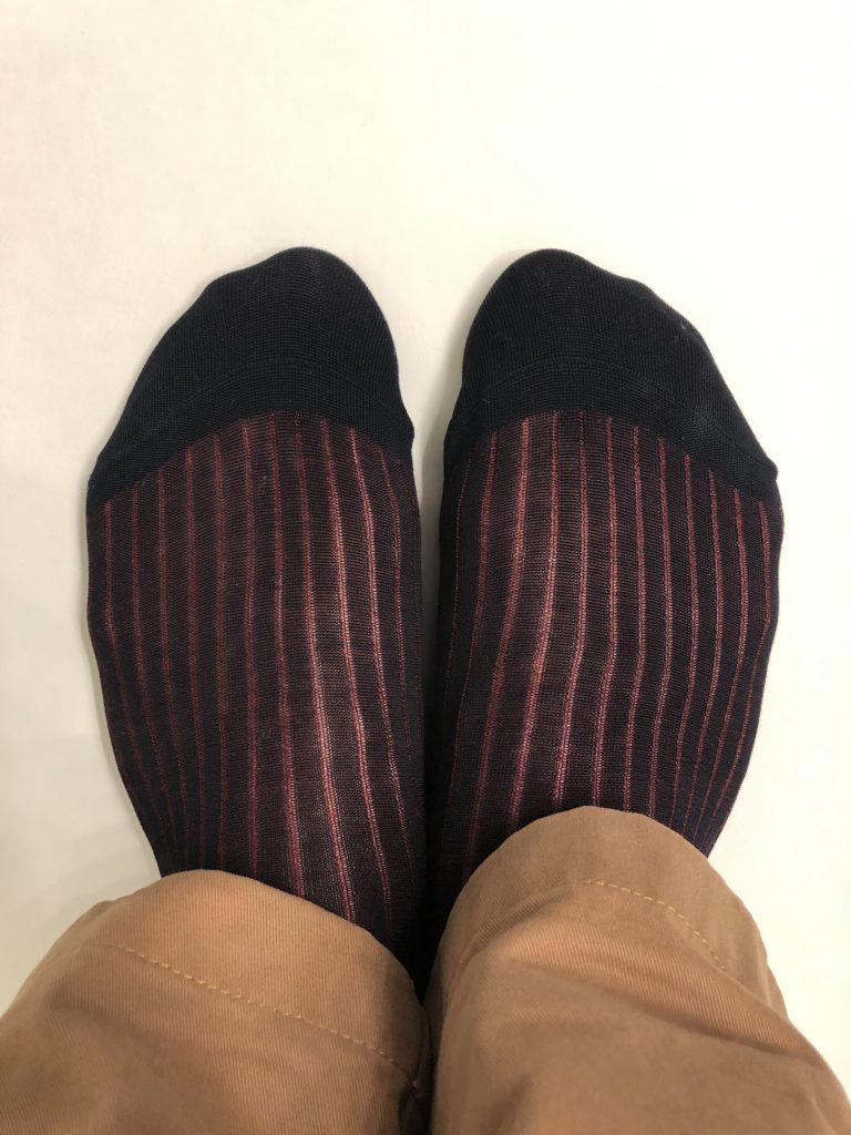 Fort Belvedere dress socks