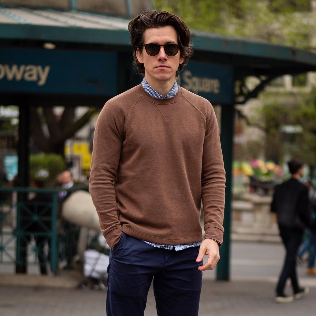 Sweaters for Short Men: The Ultimate Guide - The Modest Man