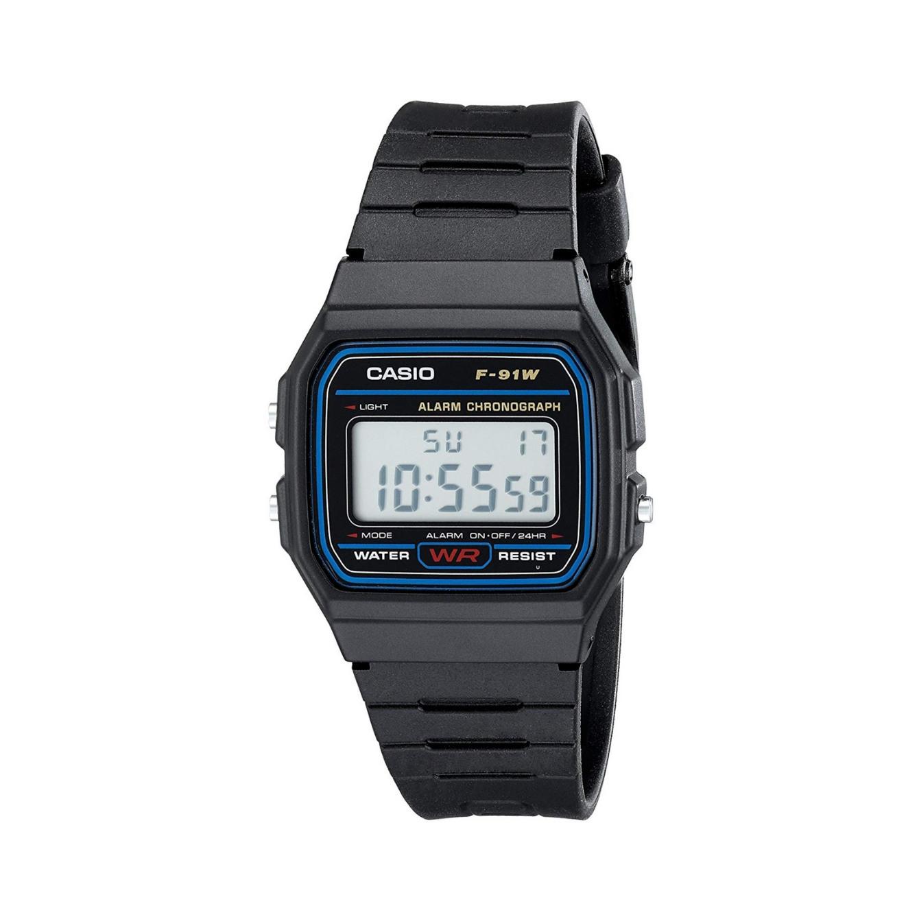Casio F91W Sports Watch