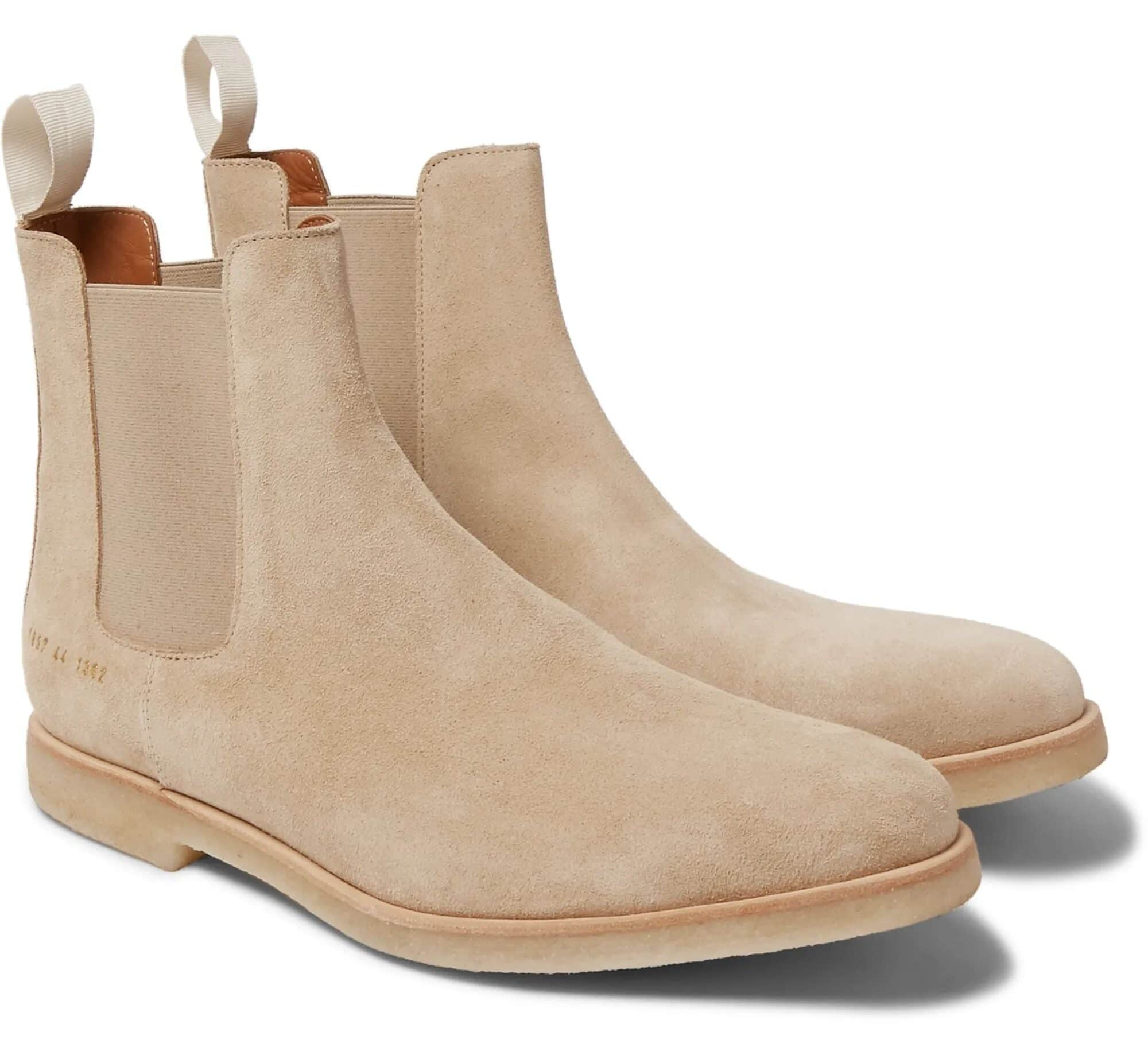 Common Projects Suede