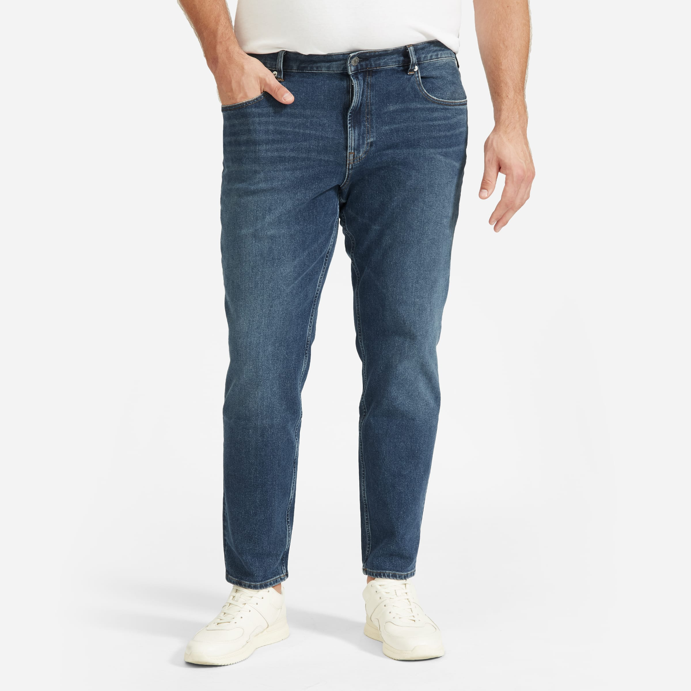 Everlane athletic fit jeans
