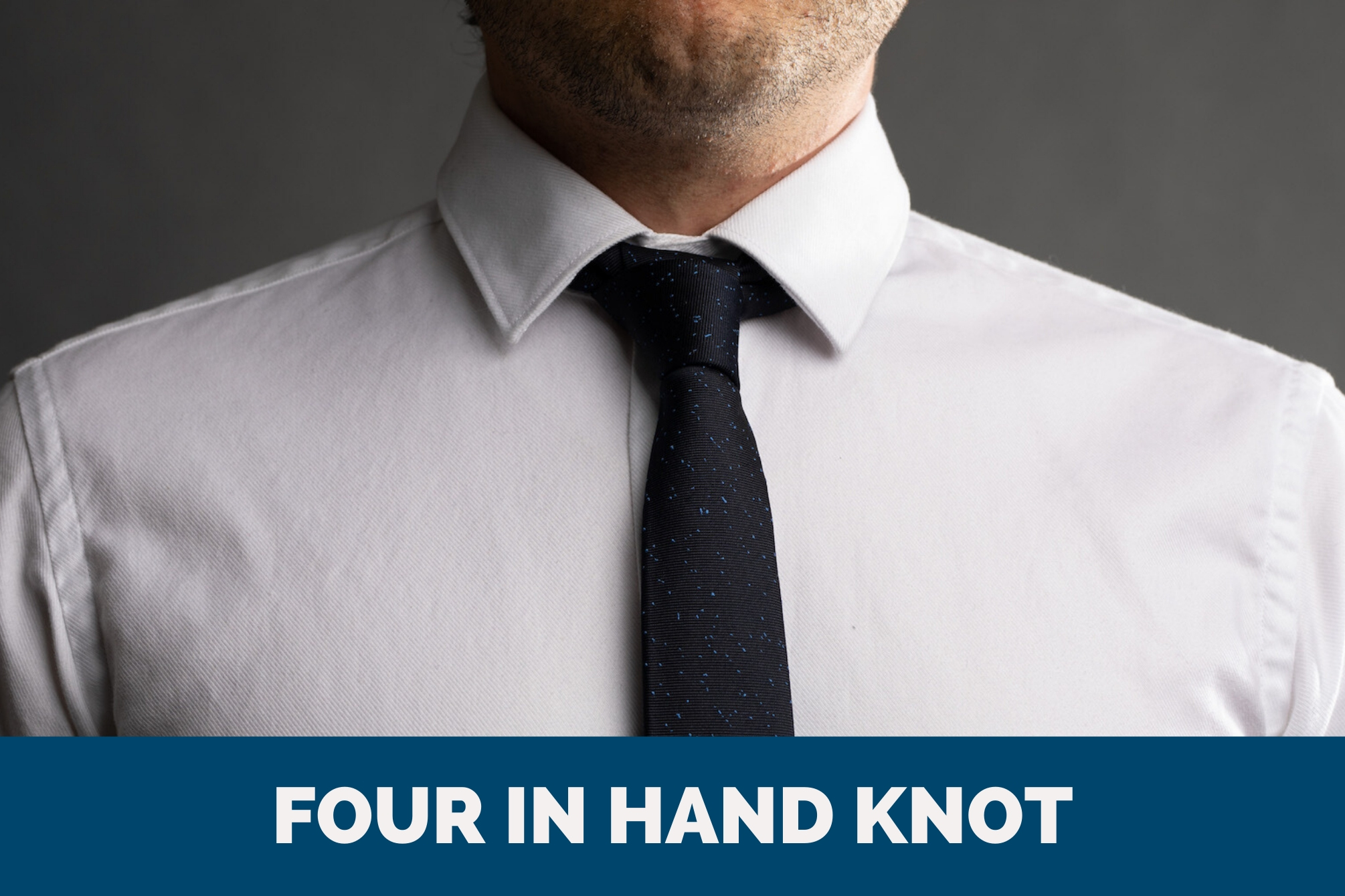 How to Tie a Four in Hand Knot