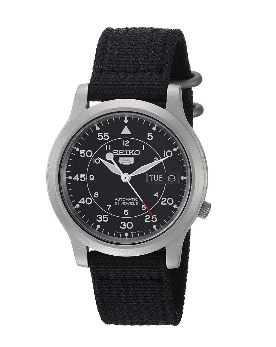 Seiko SNK809 watch