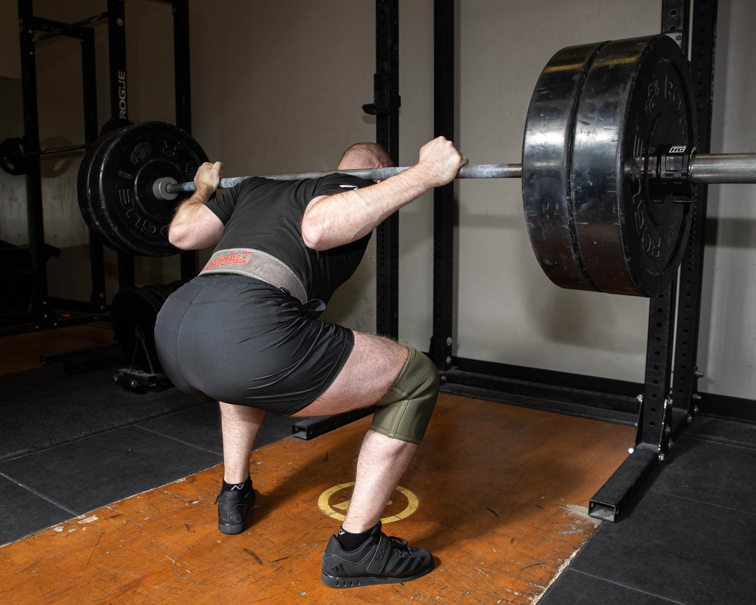 Shorts for barbell squat