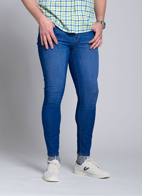 too skinny jeans