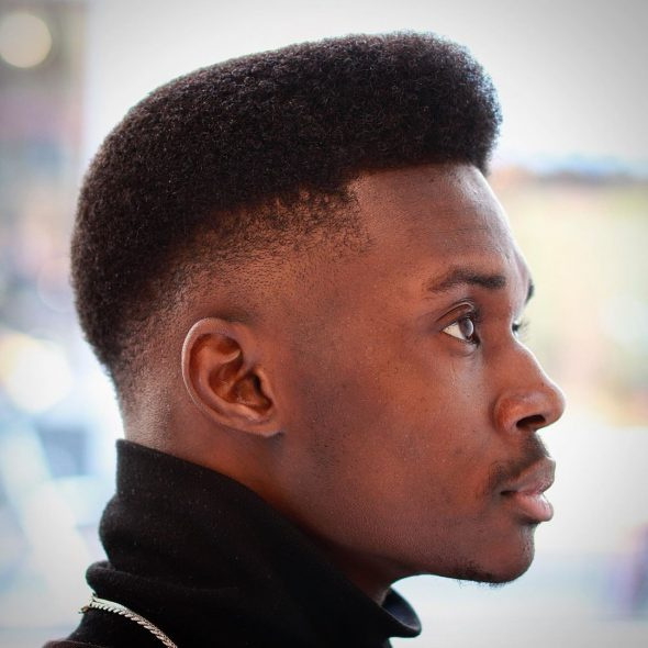 Best Black Men's Hairstyles